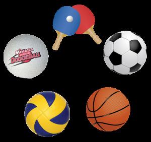 Pentatlon - športi